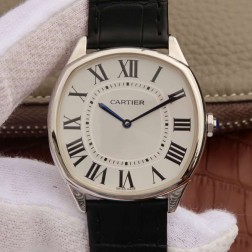 New Swiss Made Automatic Drive de Cartier WGNM0007 1:1 Best Replica Watch 39MM SCA0012
