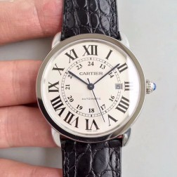 New Swiss Made Automatic RONDE SOLO DE Cartier W670101 1:1 Best Replica Watch 42MM SCA0014