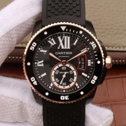 New Swiss Made Automatic CALIBRE DE Cartier W2CA0004 1:1 Best Replica Watch 42MM SCA0020