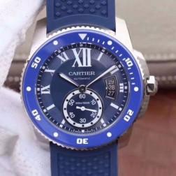 New Swiss Made Automatic CALIBRE DE Cartier WSCA0011 1:1 Best Replica Watch 42MM SCA0023