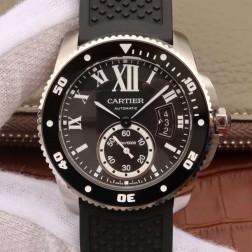 New Swiss Made Automatic CALIBRE DE Cartier W7100056 1:1 Best Replica Watch 42MM SCA0044