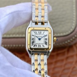 New Swiss Made Quartz PANTHERE de Cartier 1:1 Best Replica Ladies Watch 22MM/27MM SCA0047