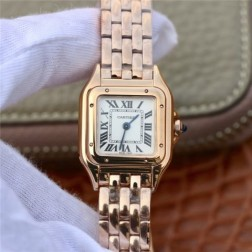 New Swiss Made Quartz PANTHERE de Cartier 1:1 Best Replica Ladies Watch 22MM/27MM SCA0048