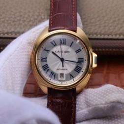 New Swiss Made Automatic Cle de Cartier WGCL0013 1:1 Best Replica Watch 40MM/35MM SCA0056