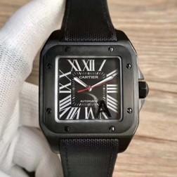 New Swiss Made Automatic SANTOS de Cartier WSSA0006 1:1 Best Replica Watch 41MM SCA0069