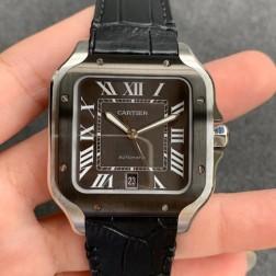New Swiss Made Automatic SANTOS de Cartier WSSA0009 1:1 Best Replica Watch 39.8MM SCA0074