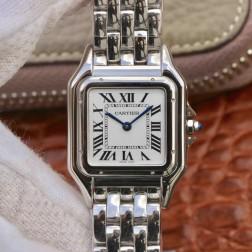 New Swiss Made Quartz PANTHERE de Cartier 1:1 Best Replica Ladies Watch 22MM/27MM SCA0075