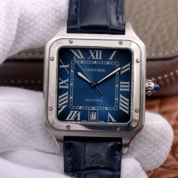 New Swiss Made Automatic SANTOS-DUMONT de Cartier 1:1 Best Replica Watch 36MM/33MM SCA0088