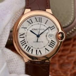 New Swiss Made Automatic BALLON BLEU de Cartier W6900651 1:1 Best Replica Watch 42MM SCA0092
