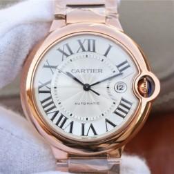 New Swiss Made Automatic BALLON BLEU de Cartier W69006Z2 1:1 Best Replica Watch 42MM SCA0093