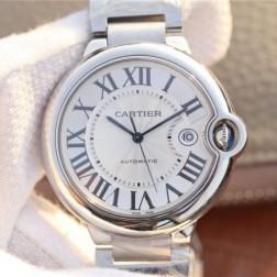 New Swiss Made Automatic BALLON BLEU de Cartier W69012Z4 1:1 Best Replica Watch 42MM SCA0094