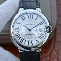 New Swiss Made Automatic BALLON BLEU de Cartier W69016Z4 1:1 Best Replica Watch 42MM SCA0095