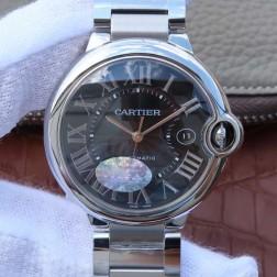 New Swiss Made Automatic BALLON BLEU de Cartier W6920042 1:1 Best Replica Watch 42MM SCA0096