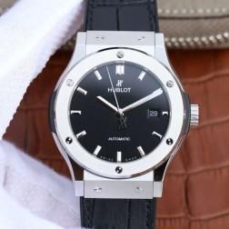 45MM/42MM Swiss Made Automatic New Titanium Hublot CLASSIC FUSION Best Clone Watch SHB0033