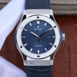 45MM/42MM Swiss Made Automatic New Titanium Hublot CLASSIC FUSION Best Clone Watch SHB0037