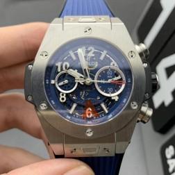 45MM Swiss Made Automatic New Hublot BIG BANG Best Clone Watch SHB0047
