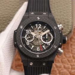 45MM Swiss Made Automatic New Hublot BIG BANG Best Clone Watch SHB0050
