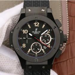 44MM Swiss Made Automatic New Hublot BIG BANG Best Clone Watch SHB0054