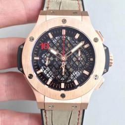 44MM Swiss Made Automatic New Hublot BIG BANG Best Clone Watch SHB0061