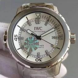 1:1 Replica IWC Aquatimer Automatic Swiss Movement IW329004 White Dial SIW133