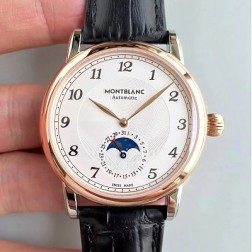 42MM Swiss Made Automatic New Version MontBlanc Leagcy Watch SMB0001