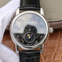 42MM Swiss Made Automatic New Version MontBlanc Leagcy Watch SMB0004
