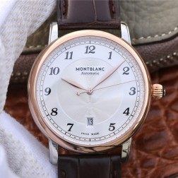 42MM Swiss Made Automatic New Version MontBlanc Star Watch SMB0005