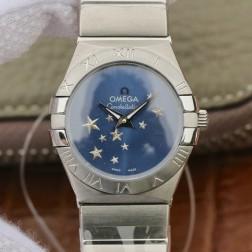 Best Replica 1:1 Swiss Quartz Omega Constellation Watch 27MM SOC0011