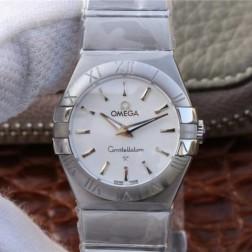 Best Replica 1:1 Swiss Quartz Omega Constellation Watch 27MM SOC0018