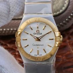 Best Replica 1:1 Swiss Quartz Omega Constellation Watch 27MM SOC0022