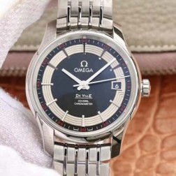 Best Replica 1:1 Swiss Automatic Omega Deville Hour Vision Watch 41MM SOD0001