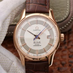 Best Replica 1:1 Swiss Automatic Omega Deville Hour Vision Watch 41MM SOD0003