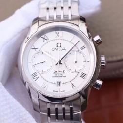 Best Replica 1:1 Swiss Automatic Omega Deville Watch 42MM SOD0008