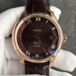 Best Replica 1:1 Swiss Automatic Omega Deville Watch 41MM SOD0017