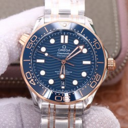 Best Replica 1:1 Swiss Automatic Omega Seamaster Diver Watch 42MM SOS0030