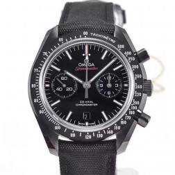 Best Replica 1:1 Swiss Automatic Omega Speedmaster Dark Side of the Moon Watch 44MM SOSM0010