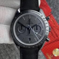 Best Replica 1:1 Swiss Automatic Omega Speedmaster Dark Side of the Moon Watch 44MM SOSM0011