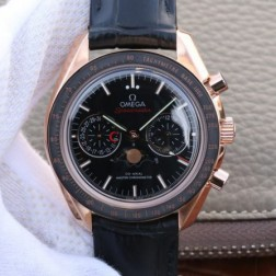 Best Replica 1:1 Swiss Automatic Omega Speedmaster Dark Side of the Moon Watch 44MM SOSM0024
