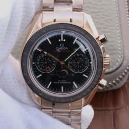 Best Replica 1:1 Swiss Automatic Omega Speedmaster Dark Side of the Moon Watch 44MM SOSM0025