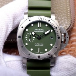 42MM Swiss Made Automatic New Swiss Panerai SUBMERSIBLE PAM01055 1:1 Best Replica Watch SPA0001