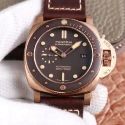 47MM Swiss Made Automatic New Swiss Panerai SUBMERSIBLE PAM00968 1:1 Best Replica Watch SPA0002