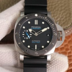 42MM Swiss Made Automatic New Swiss Panerai SUBMERSIBLE PAM00683 1:1 Best Replica Watch SPA0005