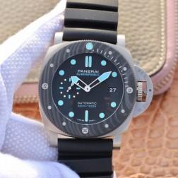 47MM Swiss Made Automatic New Swiss Panerai SUBMERSIBLE PAM00799 1:1 Best Replica Watch SPA0006