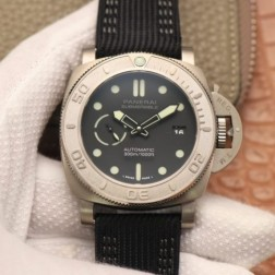 47MM Swiss Made Automatic New Swiss Panerai SUBMERSIBLE PAM00984 1:1 Best Replica Watch SPA0008