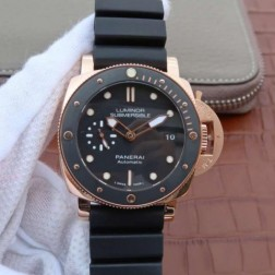 42MM Swiss Made Automatic New Swiss Panerai SUBMERSIBLE PAM00684 1:1 Best Replica Watch SPA0010