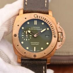 47MM Swiss Made Automatic New Swiss Panerai SUBMERSIBLE PAM382 1:1 Best Replica Watch SPA0013