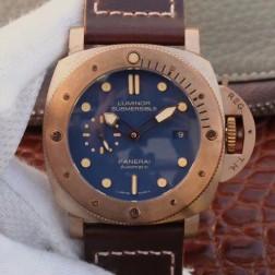 47MM Swiss Made Automatic New Swiss Panerai SUBMERSIBLE Pam671 1:1 Best Replica Watch SPA0014