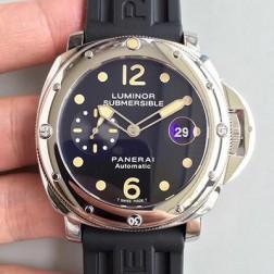 44MM Swiss Made Automatic New Swiss Panerai SUBMERSIBLE PAM024 1:1 Best Replica Watch SPA0015