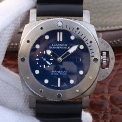 47MM Swiss Made Automatic New Swiss Panerai SUBMERSIBLE PAM00692 1:1 Best Replica Watch SPA0017