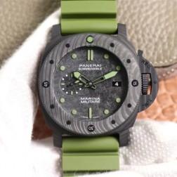 47MM Swiss Made Automatic New Swiss Panerai SUBMERSIBLE PAM961 1:1 Best Replica Watch SPA0019
